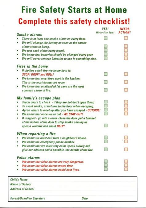 home safety plan home fire safety plan factoid pinterest