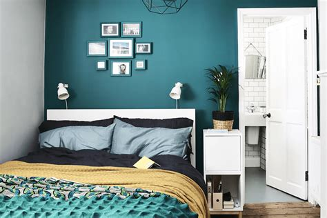 ikea furniture   small bedroom apartment therapy