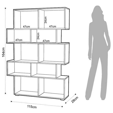 Scaffale Di Legno - libreria scaffale in legno per casa e ufficio fraine