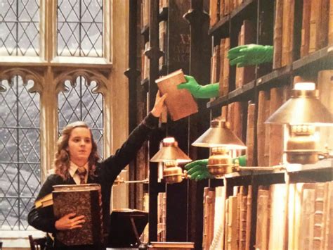 hogwarts library restricted section the restricted section harrypotter
