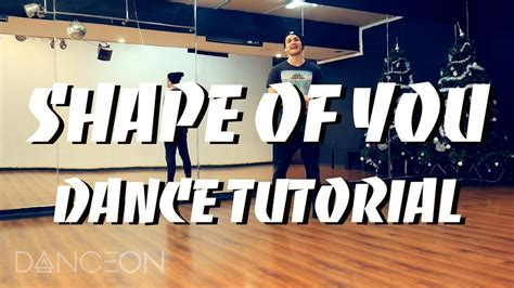 tutorial dance for you chair choreography ed sheeran shape of you dance tutorial choreography by