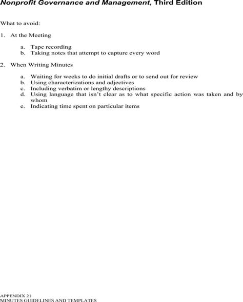 meeting recap template meeting recap template for free page 2