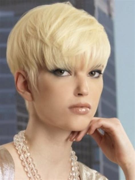2012 trendy women hairstyles blonde very short hairstyles cool layered 2012 trends