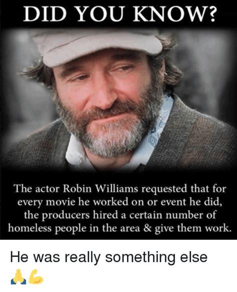 Robin Williams Meme - 25 best memes about actors actors memes
