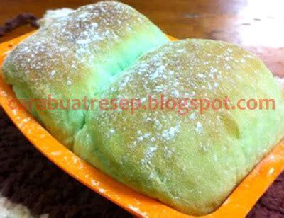 membuat roti kadet resep masakan indonesia