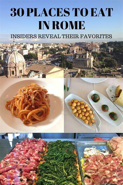 rome best places to eat 17 best images about italy on rome italy