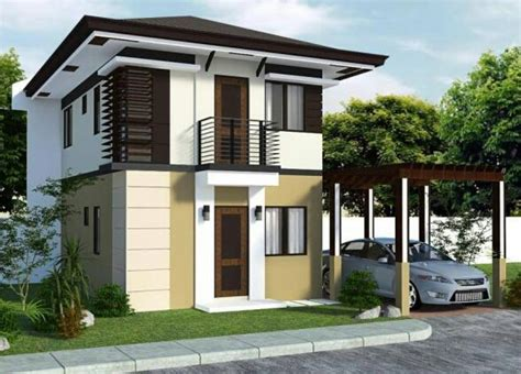 Small Home Ideas New Home Designs Modern Small Homes Exterior
