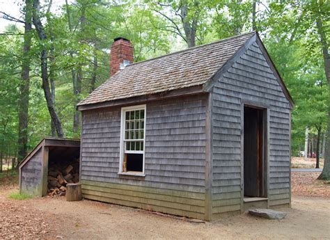 thoreau cabin walden pond a whimsical walk through nature and history