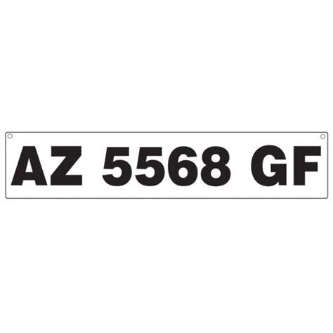 boat registration numbers inflatable hardline products registration number plates for