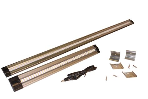 Cabinet Led Light Bar Dekor Adds 24 Quot Led Cabinet Light Bars To Suite Of