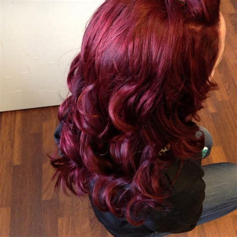 loreal hi color magenta to make this color l oreal excellence hicolor