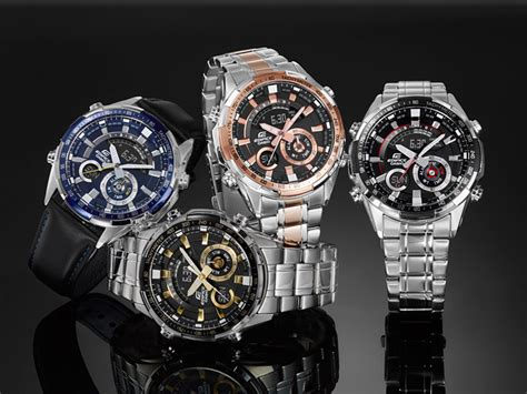 Promo Jam Tangan Casio Edifice Efr 304d 2a Original Edifice Era 600d 1av With 3d Disk And Thermometer