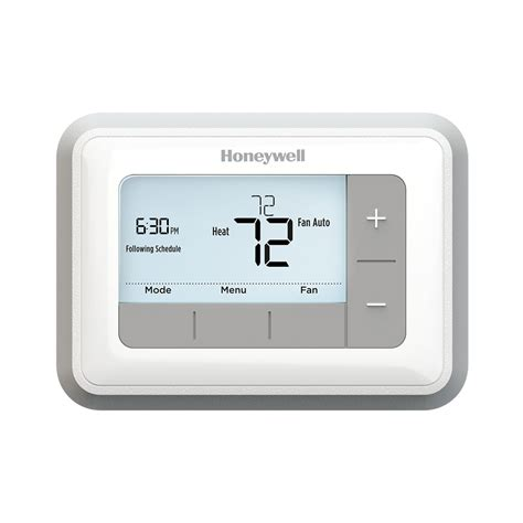 Honeywell RTH7560E Conventional 7 Day Programmable Programmable Thermostat   Honeywell Store