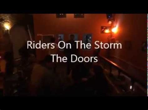 Riders On The The Doors by Letras Sonoras The Doors Riders On The Ensaio