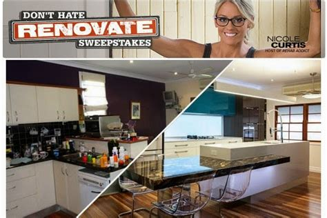 Dont Hate Renovate Sweepstakes - hgtv don t hate renovate sweepstakes sweepstakesbible