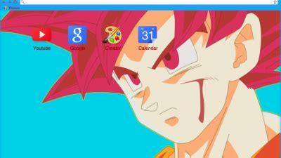 theme google chrome dragon ball z dragon ball z chrome themes themebeta