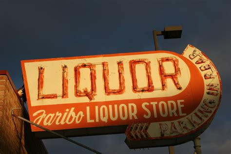 liquor signs signs minnesota prairie roots
