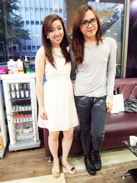 hairstylist tony and jackey cebu tony jackey s korean city style collection by l oreal
