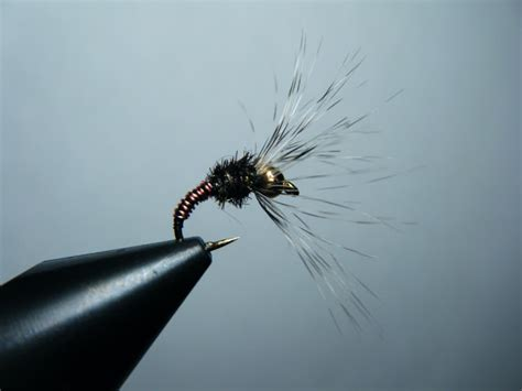 zebra midge pattern recipe tying my quot secret weapon quot tenkara kebari fly