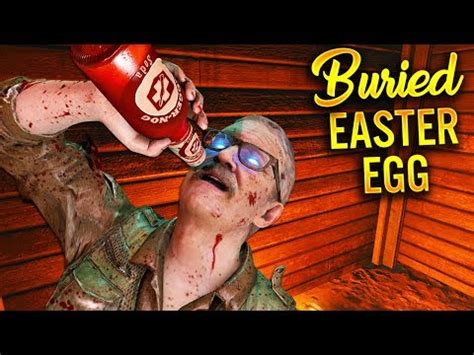 richtofen easter egg black ops 2 zombies buried quot mined quot easter egg