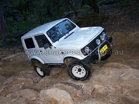 Suzuki 4x4 Parts Project Suzuki Sj80 Snake Racing 4x4
