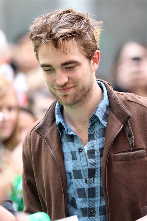 Robert Pattinson Photos Photos Robert Pattinson On The
