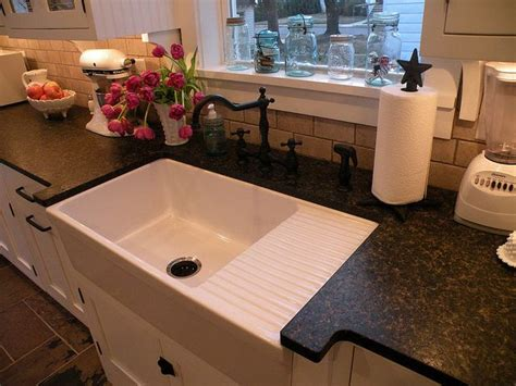Farmhouse Kitchen Sink With Drainboard Farmhouse Drainboard Sink Farmhouse Sink With Drainboard Flickr Photo Kitchens