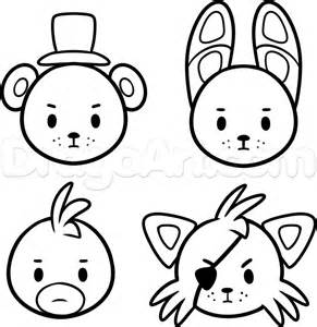 How to draw five nights at freddys step 5 1 000000180585 5 png