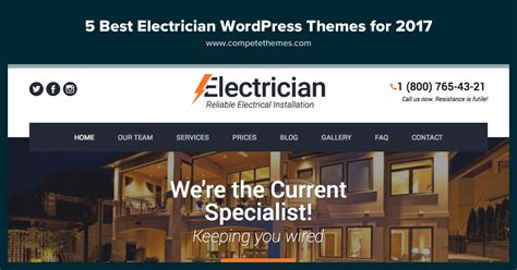 themes music com new 11 best electrician wordpress themes for 2018 5 star