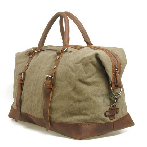 Hair Style Tools Bags by Waxed Canvas Bag For Mens 12 Trendyoutlook