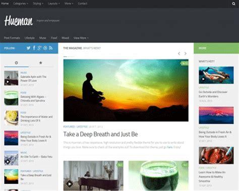 membuat theme wordpress responsive theme wordpress hueman responsive free centerklik
