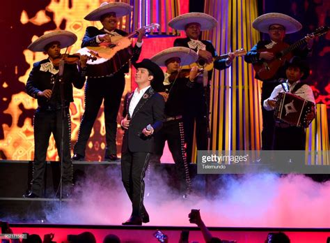 Christian Nodal La Vegas Nv Vivatumusica Christian Nodal Performs On Stage At The Mandalay Bay Resort And News Photo Getty Images