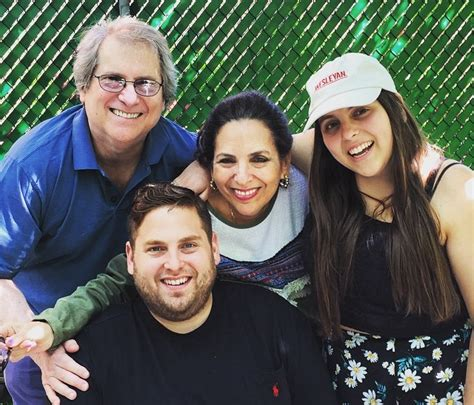 Jonah Hill Feldstein and his wealthy family: parents and ... James Lafferty And Wife