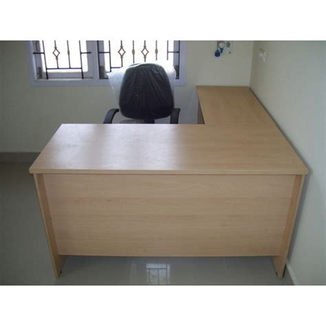 Office Table L L Shaped Office Table At Rs 4500 S Office Desk System Furniture Chennai Id