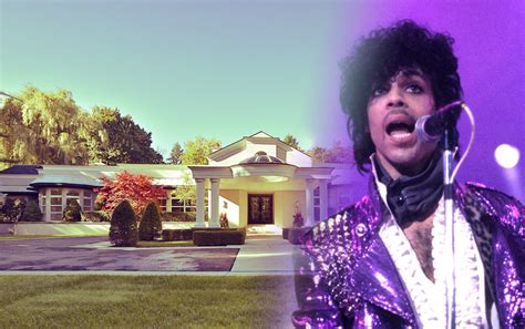Princes Home by Dead Singer Prince S 17 Million House Up For Sale Take A Look Inside