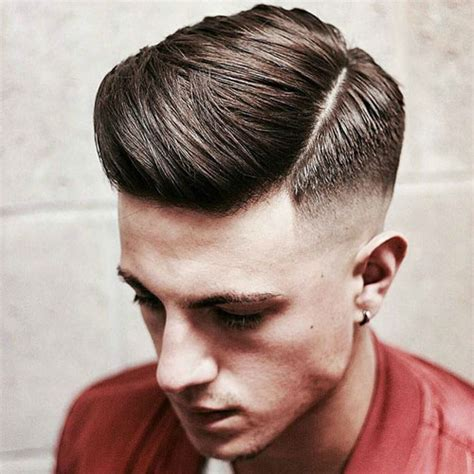 should i get a hard part haircut mens hairstyle trends which side should i part my hair men s hairstyles