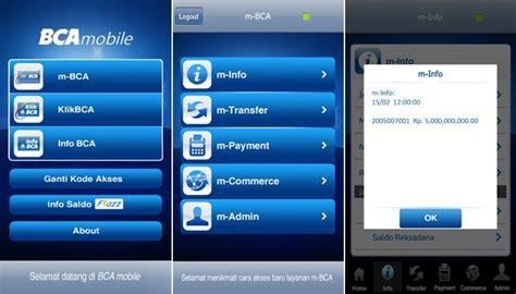 top  aplikasi android mobile banking resmi  cek