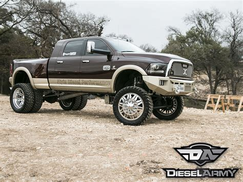 build dodge ram 3500 custom 2013 ram 3500 diesel truck built to stand out