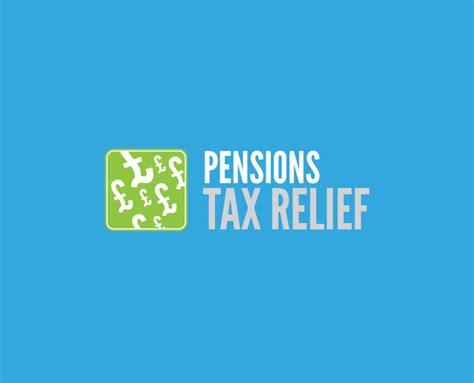 Tas Relief no1son ltd pensions tax relief logo design