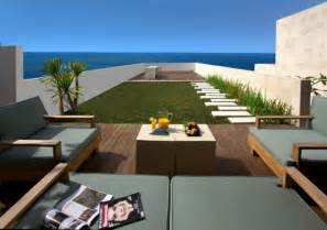 Corner Lot Landscaping Ideas by Roof Terrace Design Ideas Examples And Important Aspects