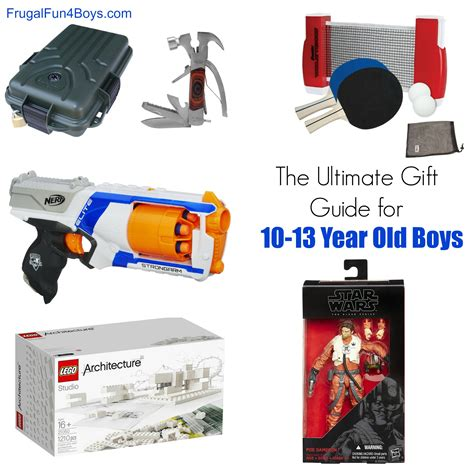 coolchristmas gifts for boys 11 and up near me the best gifts for 10 13 year boys frugal for boys and