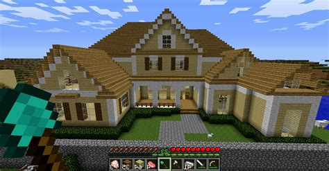 amazing minecraft house designs amazing houses on mine craft house design and planning
