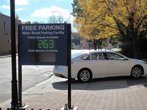 downtown naperville parking water street parking deck opening frees 400 new spots