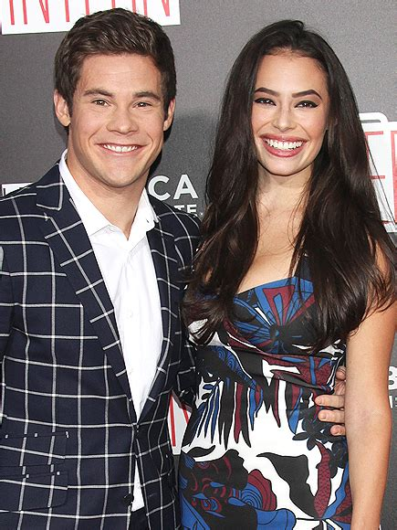 Adam Style House adam devine gets out of doghouse chloe bridges with