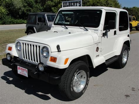 Jeep Gilbert Jeep Wrangler Stk 759 Gilbert Jeeps And 4x4 S