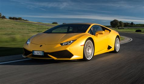 Where Did Lamborghini Originate 2015 Lamborghini Huracan Review Gtspirit