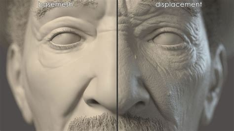 tutorial zbrush 3ds max accurate displacement workflow tutorial