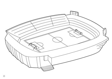 coloring pages football stadium coloring pages stadium az coloring pages