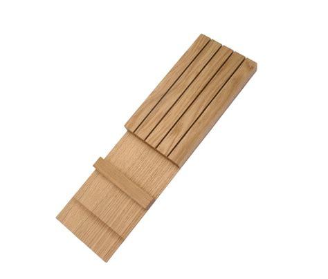 Drawer Inserts by Oak Knife Block Wooden Drawer Inserts Herbert Direct