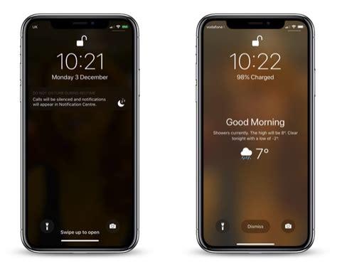 wake    weather forecast   iphones lock